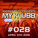 MY KLUBB #028 WEEK 14-2019