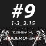 SHOWER OF BAZZ #9 (1-3 2.15)