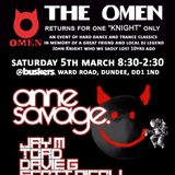Antique Audio  hard house special Jay M  live @ The Omen