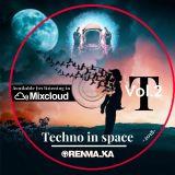 Techno In  Space - Vol.2 - 2018 - Dj Oren Malka