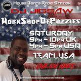 DJ Jigsaw Presents Workshop Of Puzzles Live On HBRS 15-12-18