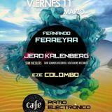 Warm up Fernando Ferreyra (parte 1) Hosted By Jero Kalenberg