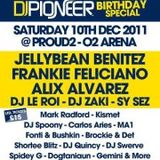 House Of Joy - DJ PIONEER BDAY 2011