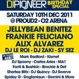 House Of Joy - DJ PIONEER BDAY 2011