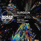 Surgeon @ 2 hour Boiler Room Mix (06-04-2013)
