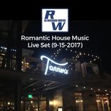 Richard Wayne - Live at Tanners (HB) 9-15
