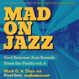 MADONJAZZ From the Vaults vol. 6: Cool Summer Jazz Sounds
