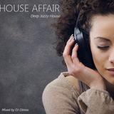 House Affair - Deep Jazzy House Mix (2016)
