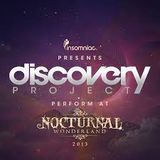 Discovery Project Nocturnal Wonderland 2013