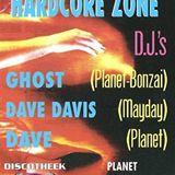 Resident DJ Team at Planet Hardcore (Berlare - Belgium) - 3 February 1995