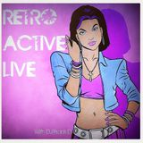 Retro Active Live