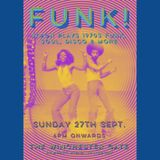 Funk! at The Gate (September 2015) (pt 1)