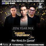 Kueymo & Sushiboy KFM Podcast Ep 64 - 2016 Year Mix