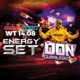 Energy 2000 (Przytkowice) - DONGURALESKO pres. Hip-Hop Night (14.08.2018)