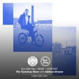 The Tuckshop Show on Radar Radio with special guest Addison Groove