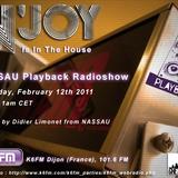 N'Joy - NASSAU Playback Radioshow on K6FM (February 2011)