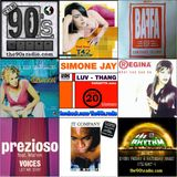 The 90's Radio - The Rhythm #20 (04-04-2015)