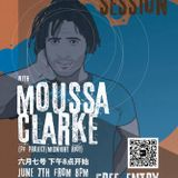 Moussa Clarke @ VINYLHOUSE Shenzhen
