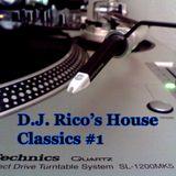 DJ Rico's NYC House Classics #1