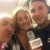 Clementino 08/12/2015 @RadioClub91 intervistato da Claudia Carbone