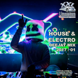 HOUSE & ELECTRO DEEJAY MIX - 2017 / 01 (MAGNETIC-FESTIVAL-SHUTTLE EDITION)