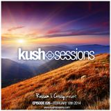 #026 KushSessions - Debbie Chou Guestmix