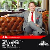 Sole Essential interviews Alex Farnell (Diageo)