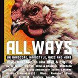 #ALLWAYS06 WARM UP