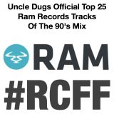 Uncle Dugs Official Top 25 Ram Records Tracks Of The 90's Mix