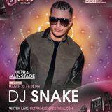 DJ Snake - Live @ Ultra Music Festival 2018 (Miami) [EDMChicago.com]