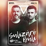 2017.06.16. - Szecsei & Jackwell - Index Café, Nyíregyháza - Friday