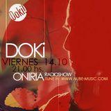 Doki - Oniria Radioshow @Nube Music * Octubre 2016