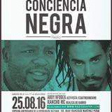 CONCIENCIA NEGRA 25/08/16