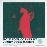 Hold Your Corner w/ Jonny Dub & Mars89 2nd August 2017