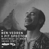 Resident Advisor x Concrete Take Over : Pit Spector & Ben Vedren - 30 Mars 2016