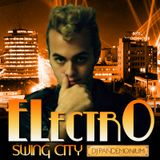 "Sin Mix #4 - ""ElectroSwing City"""