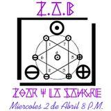 Radikal Zessions 020414 X RZR (Z.A.B. Zoar y La Sangre )