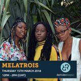 Melatrois 15th March 2018