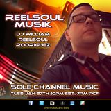 "WILLIAM ""REELSOUL"" RODRIGUEZ"