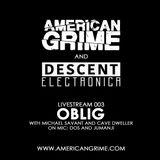 AG Livestream 003 - OBLIG
