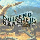 Duizend Baasheid Wax Society 4 27 Oktober 2016 StrandedFM