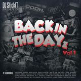 Back in th Dayz - Vol.1 (Rap US)