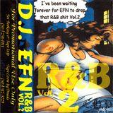 DJ EFN - R&B Vol 2