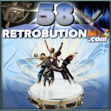 Retrobution Volume 58, Soulful & Funkalicious (60's, 70's), 99-107 bpm