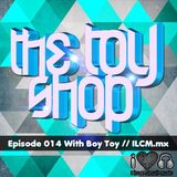 #014 The Toy Shop with Boy Toy on ILCM