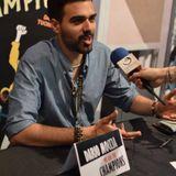 Comicon 2017 - Intervista a Dario Moccia - a cura di RadioSelfie.it