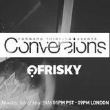 Adi Dumitra - Conversions @ Frisky Radio - 8th of May 2016