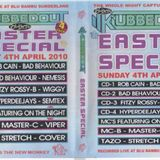 Bad Behaviour wae Mc Viper & Dj Nemesis wae Mc Tazo Live @ KlubbedOut Easter Special @ The Blu Bambu