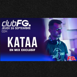 kataa - Club FG - Radio FG France - 27.09.2019