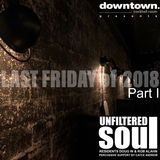 Unfiltered Soul @ DCR featuring Residents Rob Alahn & Doug W with percussionist Cayce Andrew